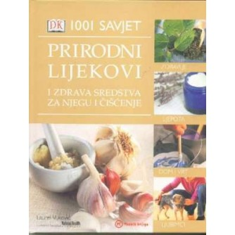 Laurel Vuković: Prirodni lijekovi i zdrava sredstva za njegu i čišćenje